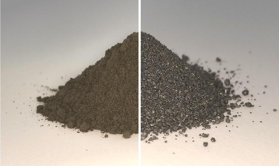 oxygen regolith