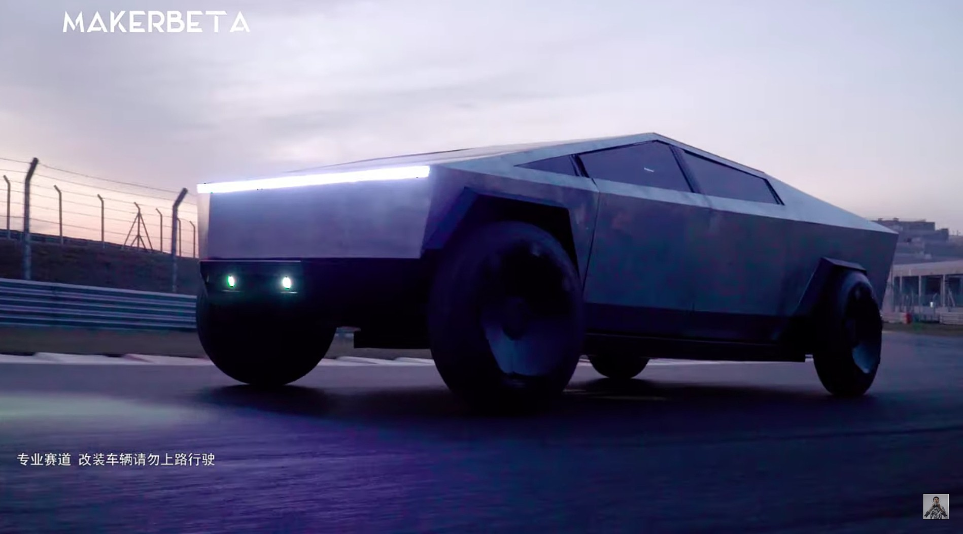 Tesla Fan Builds Lifelike Cybertruck By Hand In Grand Diy Project