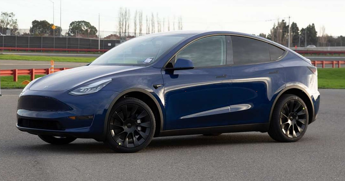 Tesla Model Y First Deliveries Set For March 315 Miles