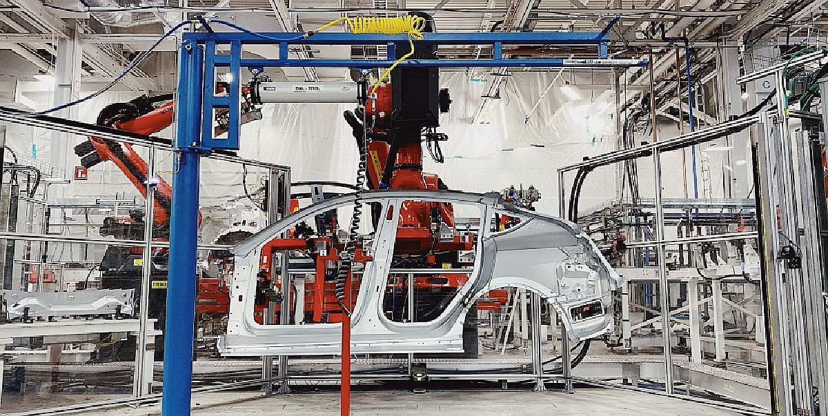 Tesla Model Y to use one-piece front casting in Germany: report