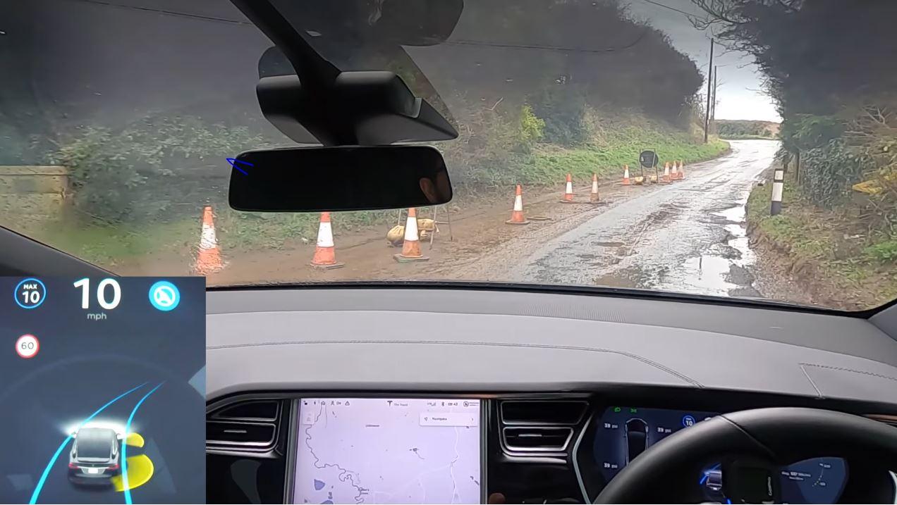 2017 Tesla Model X HW2.0 Autopilot 2