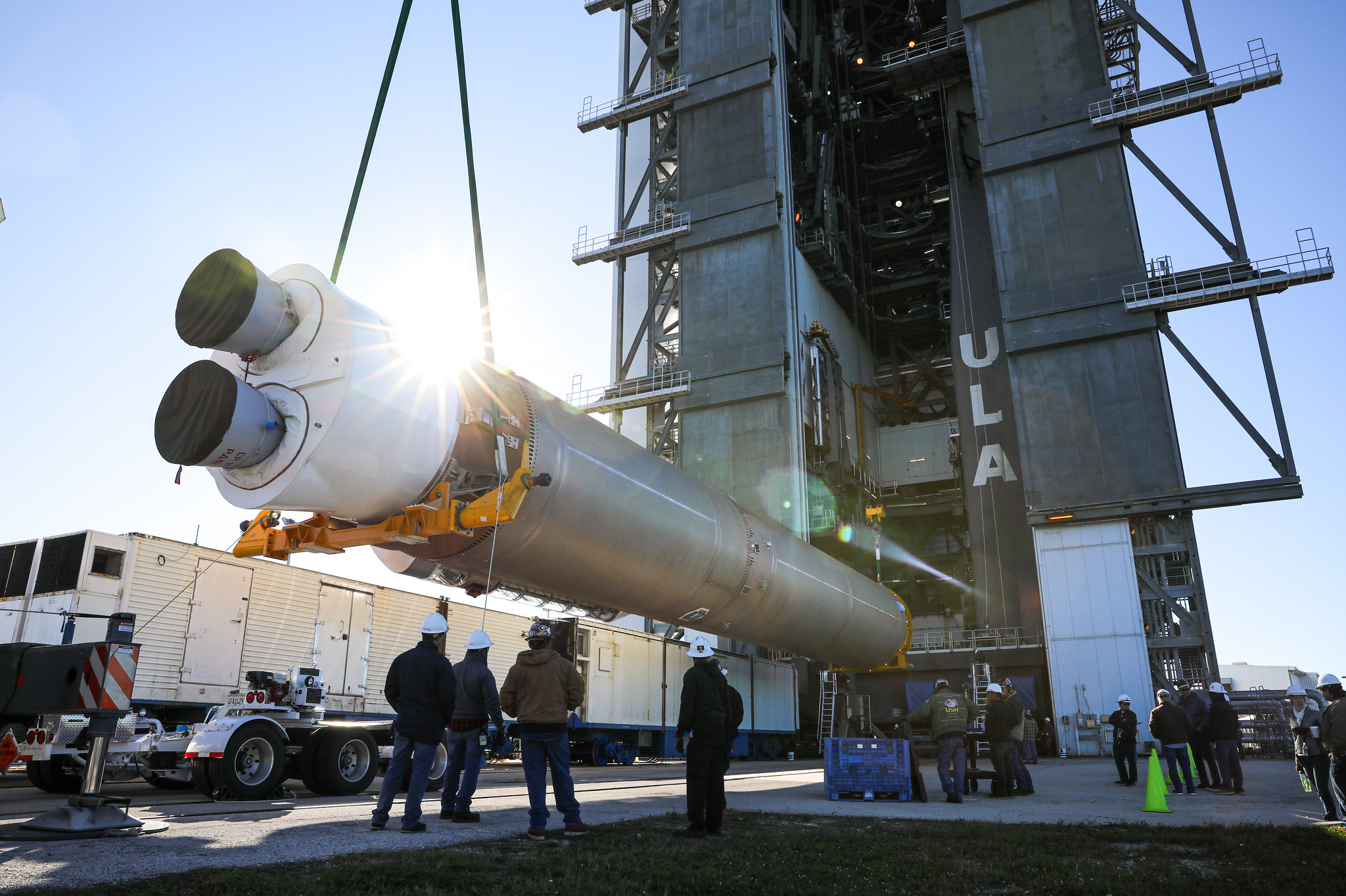 United Launch Alliance ULA Atlas V