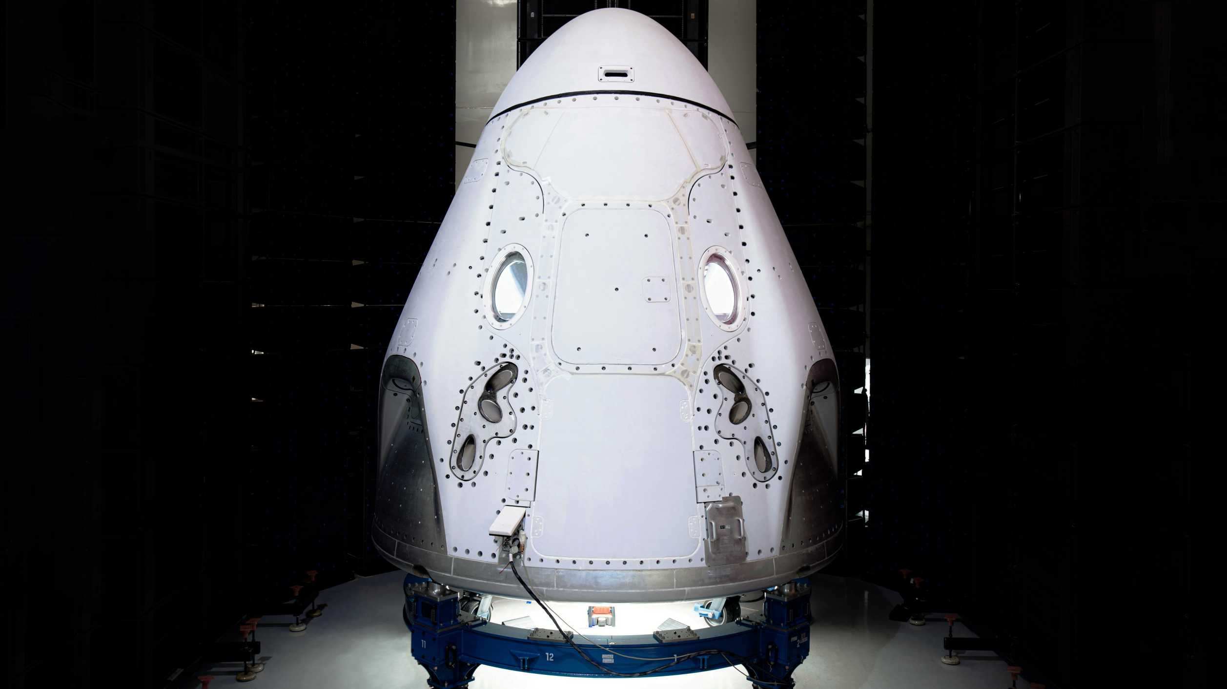 NASA is training SpaceX's first Crew Dragon astronauts for a much longer mission in space