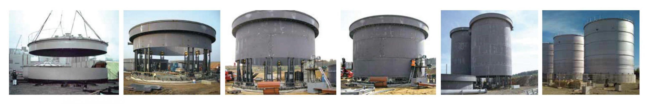IMCAR vertical tank fabrication 1