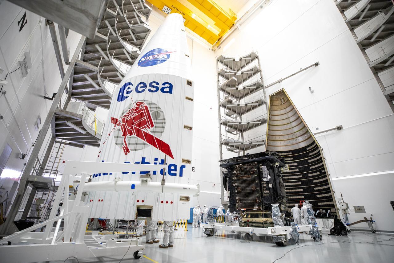 Solar Orbiter Encapsulation
