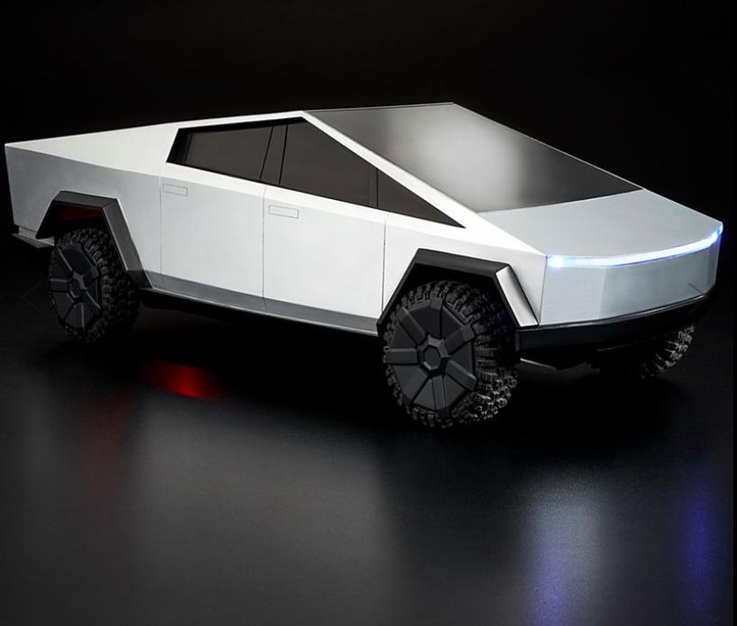 tesla-cybertruck-mattel-hot-wheels-front