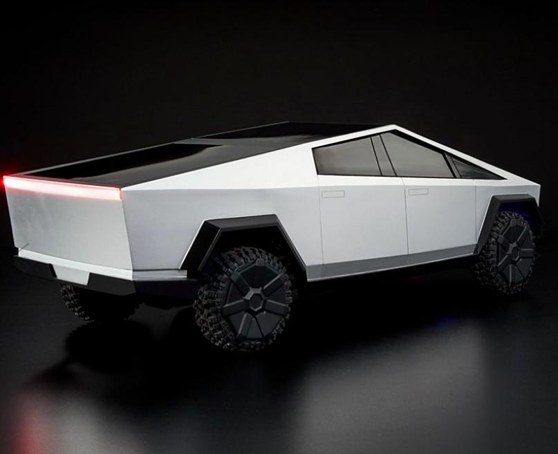 tesla-cybertruck-mattel-hot-wheels-rear