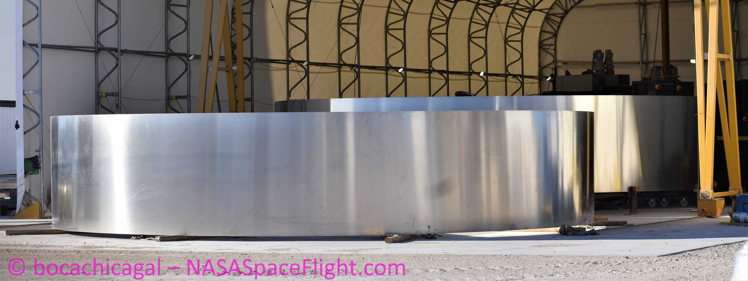 Starship Boca Chica 020620 (NASASpaceflight – bocachicagal) SN01 rings 1 crop (c)