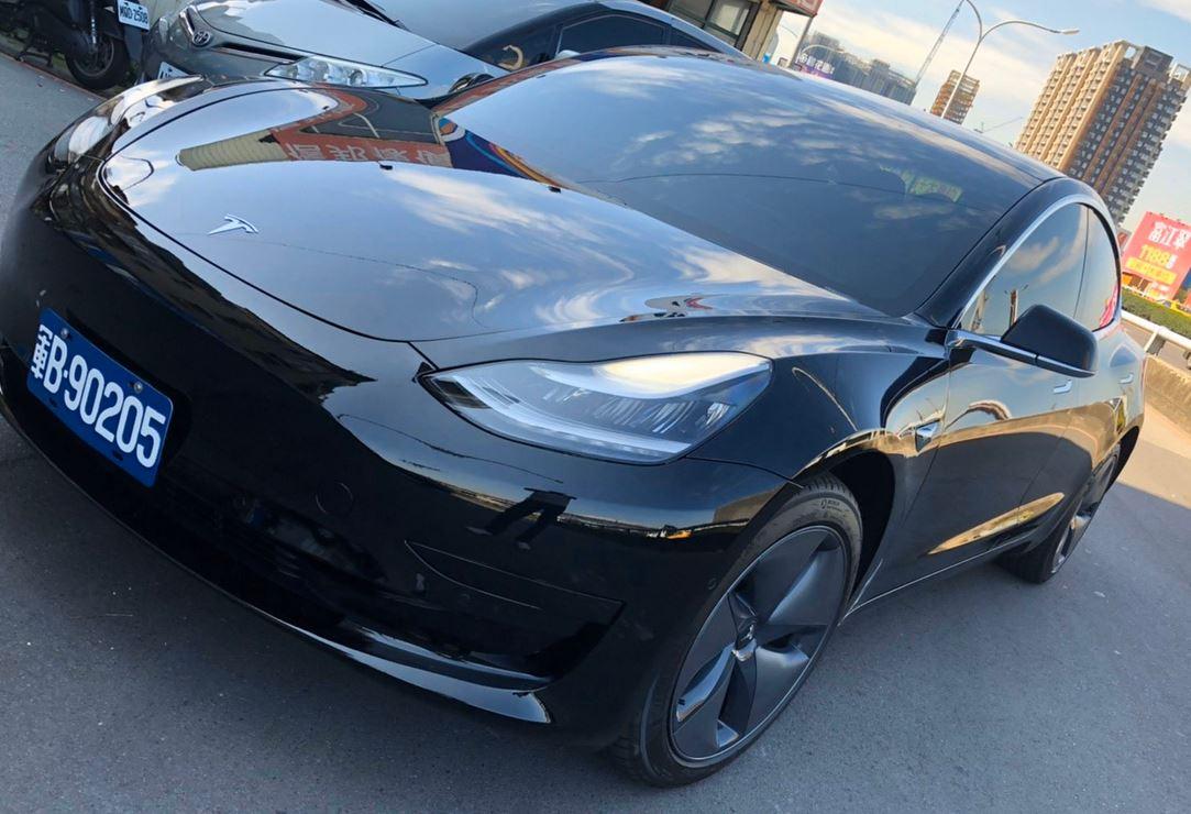 Tesla Model 3 – Taiwan Military Fleet