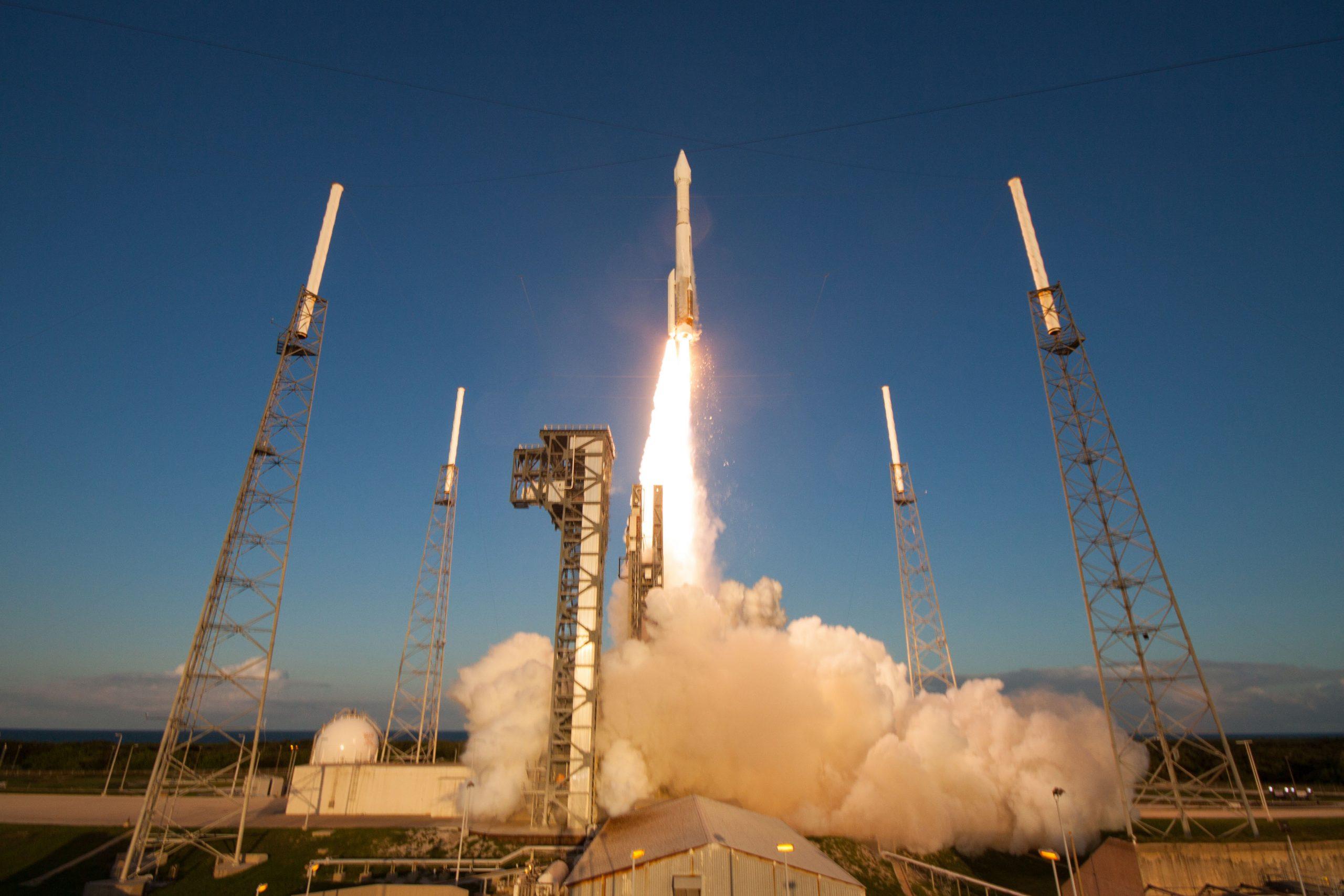 United Launch Alliance ULA Atlas V 411