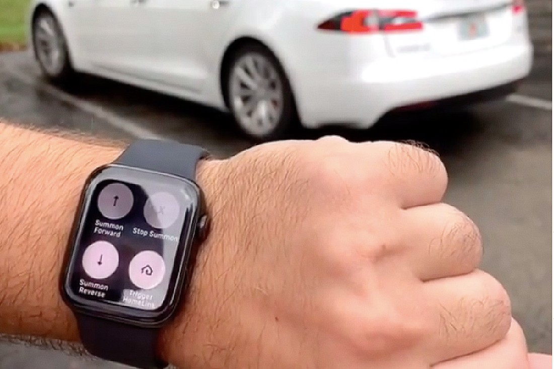 tesla-apple-watch-summon-model-s
