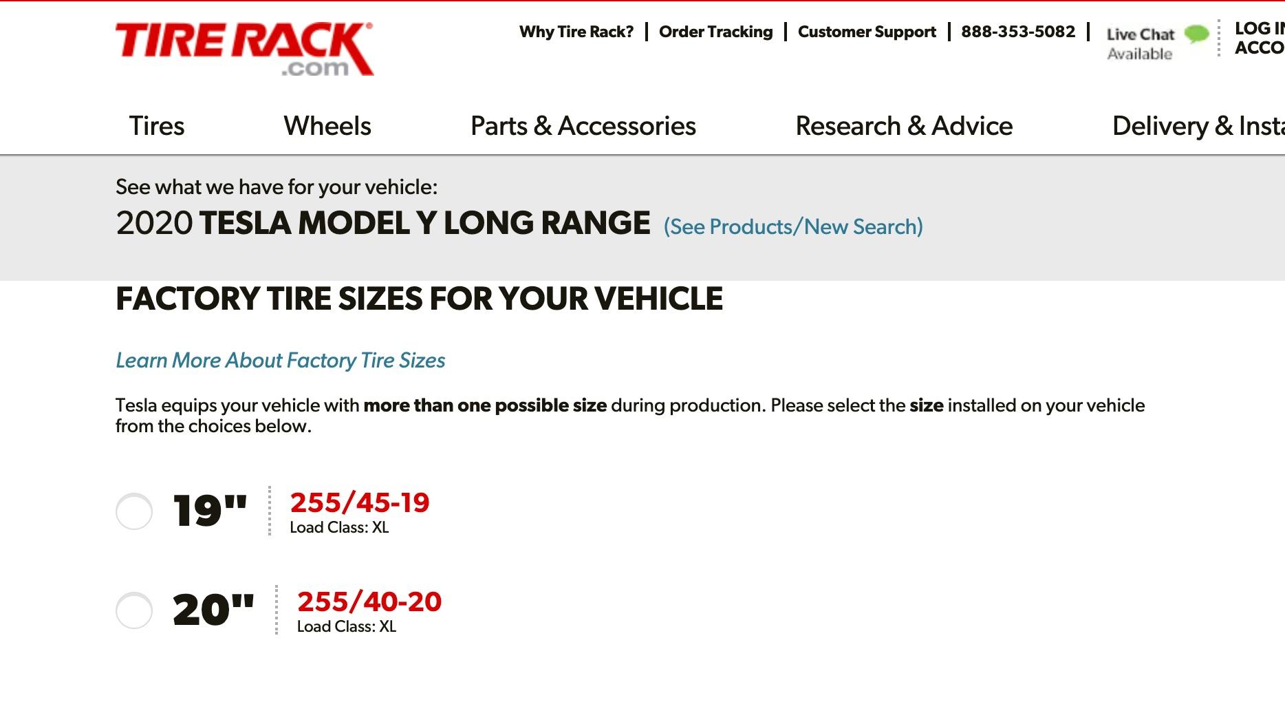 tesla-model-y-long-range-tire-size-tire-rack