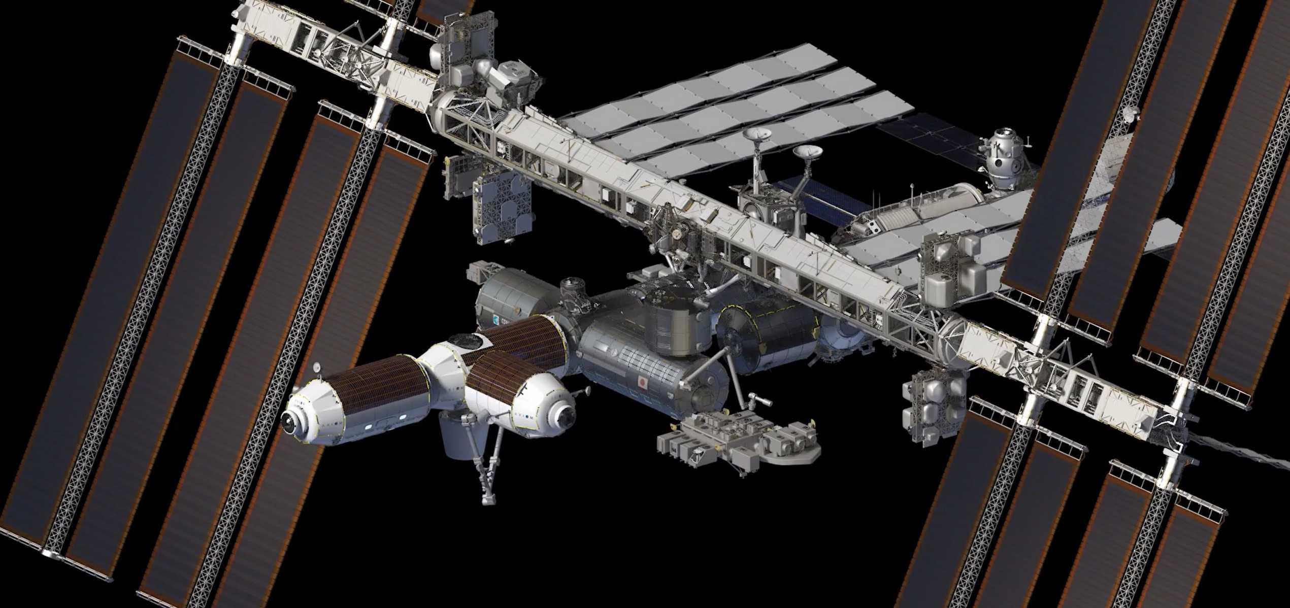 Axiom ISS additions (Axiom) 2 CROP