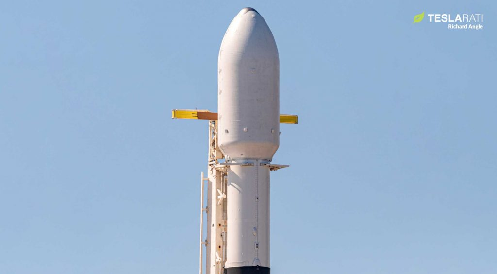 SpaceX may have missed a rocket booster landing but it snagged both nosecone halves
