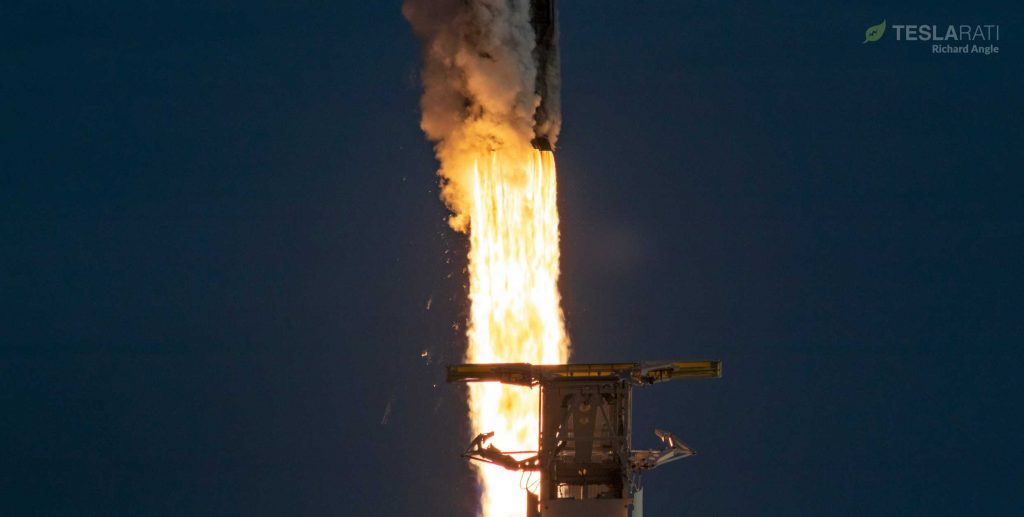SpaceX loses record-breaking rocket booster after sixth successful Starlink launch