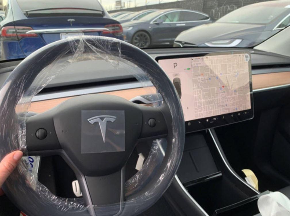 Tesla Model Y Wireless Phone Charger