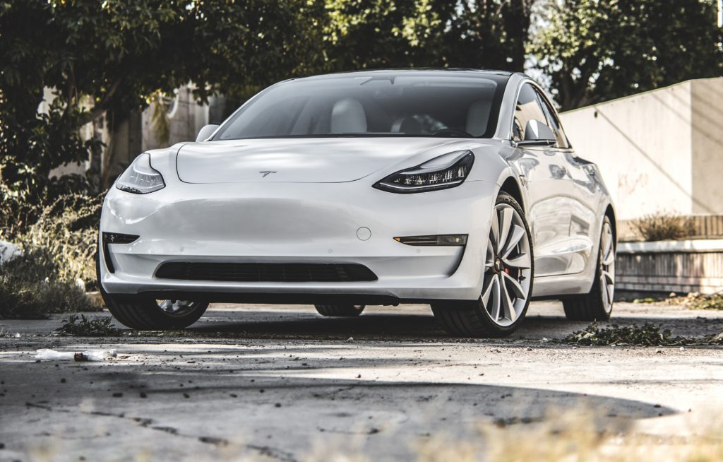 """Tesla Model 3 beats 100+ competitors to win """"New Car of the Year"""" Award"""