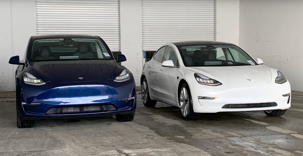 Tesla nails best ever Q1 as Model Y and Model 3 lead first quarter deliveries