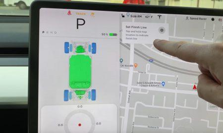 Tesla Model 3 Track Mode V2