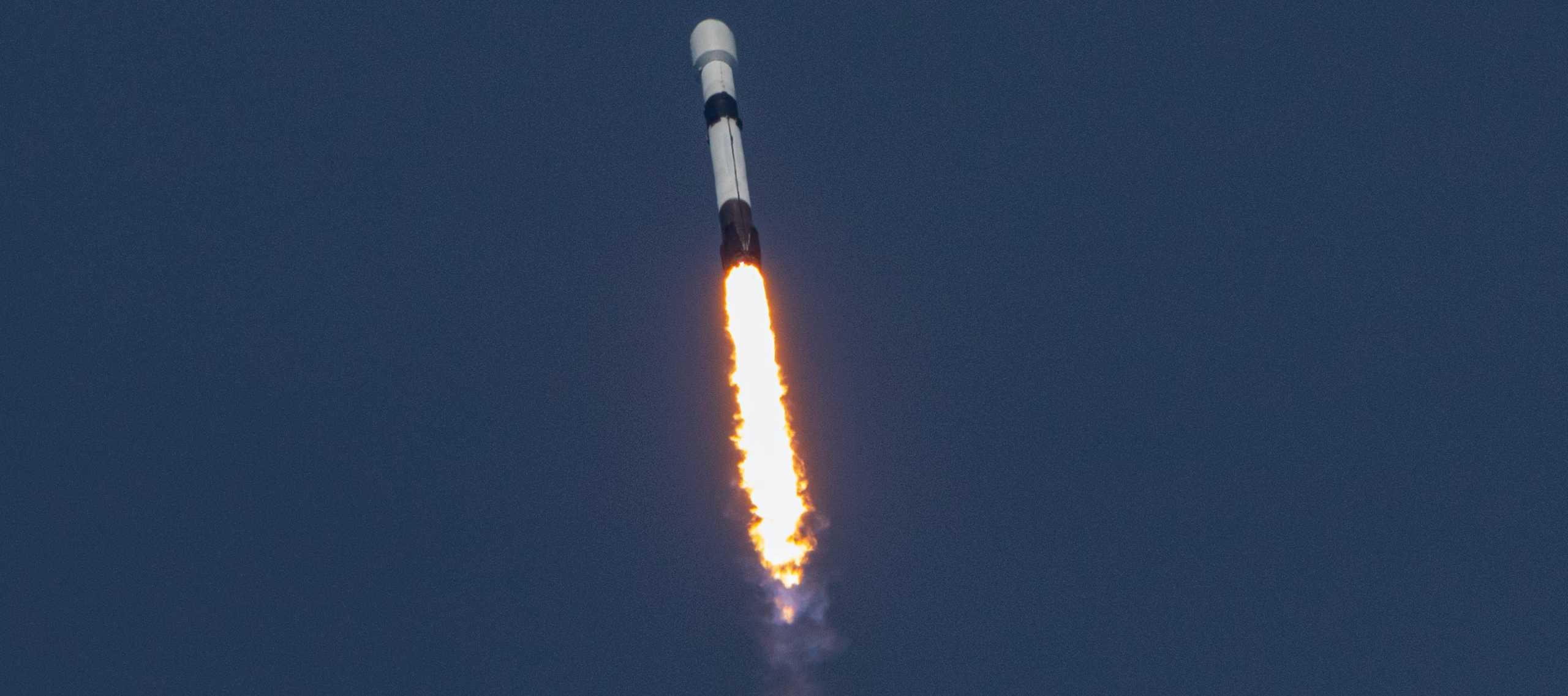Falcon 9 Starlink 6 042220 (Richard Angle) launch 3 (c)