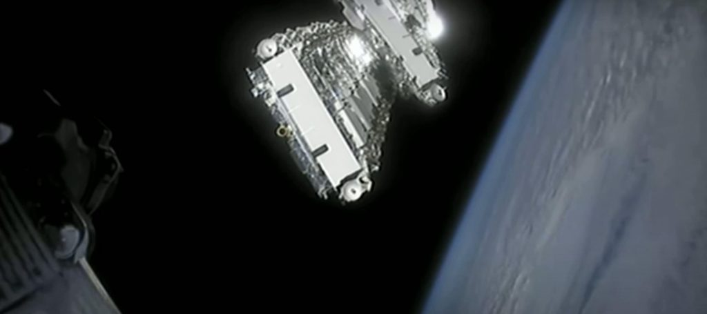 SpaceX's Starlink success secures US military contract for custom satellites