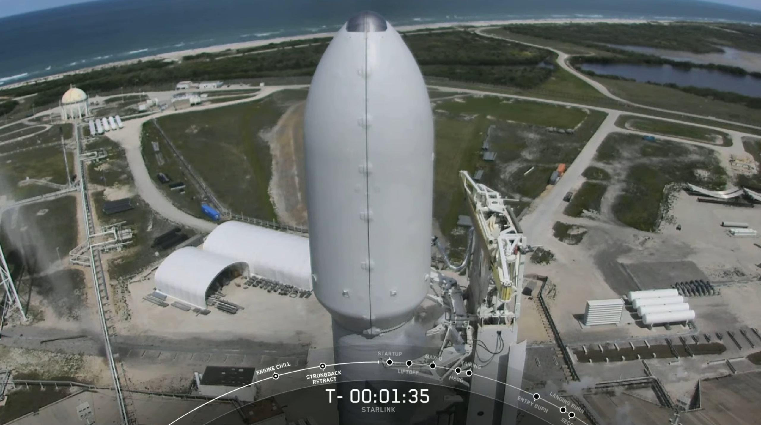 Falcon 9 Starlink 6 042220 (SpaceX) webcast 2 (c)