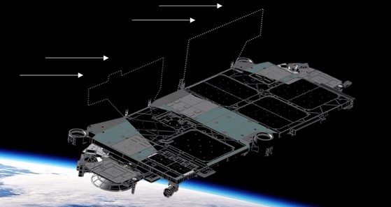 Starlink Satellites Will be Visible Above Georgia Tonight