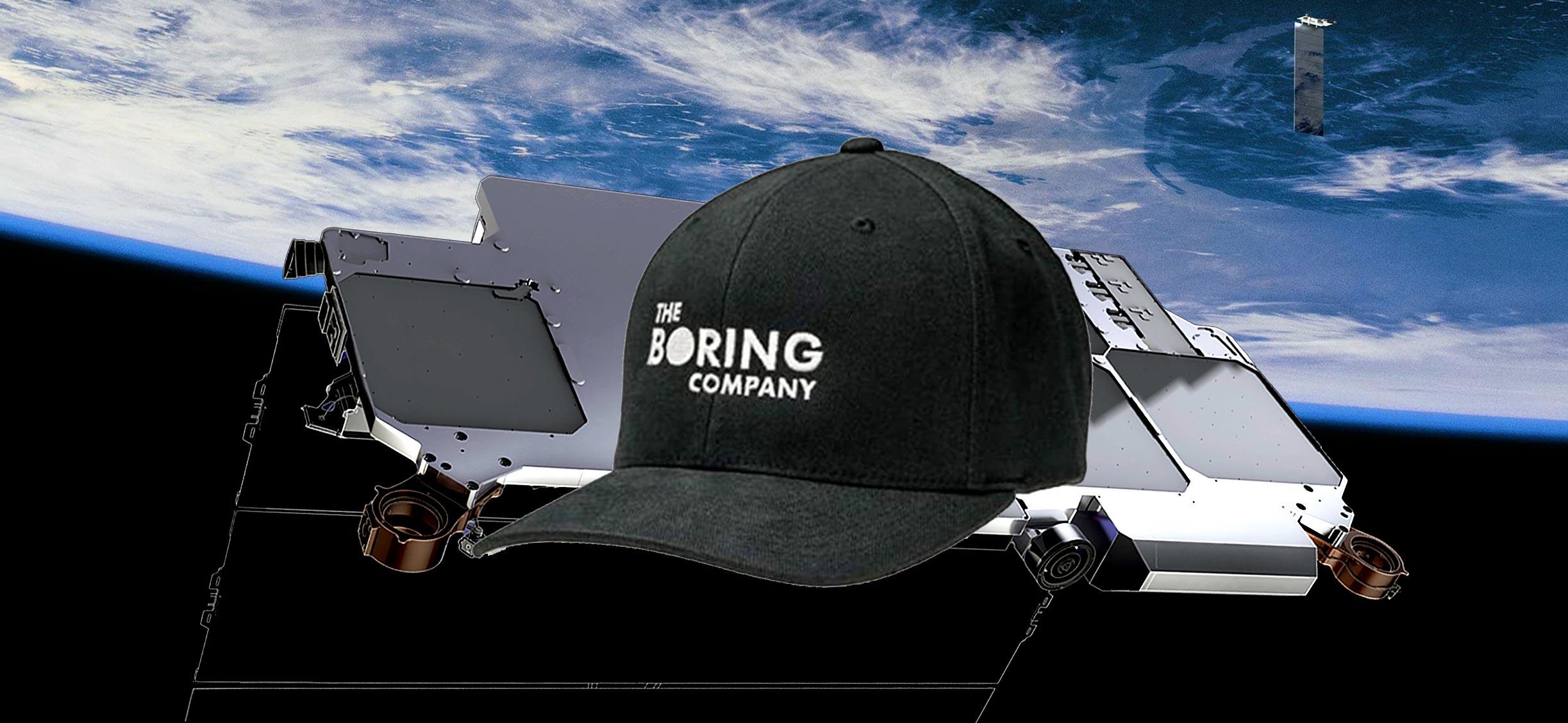 Starlink satellite bus (SpaceX – Teslarati) VisorSat 1