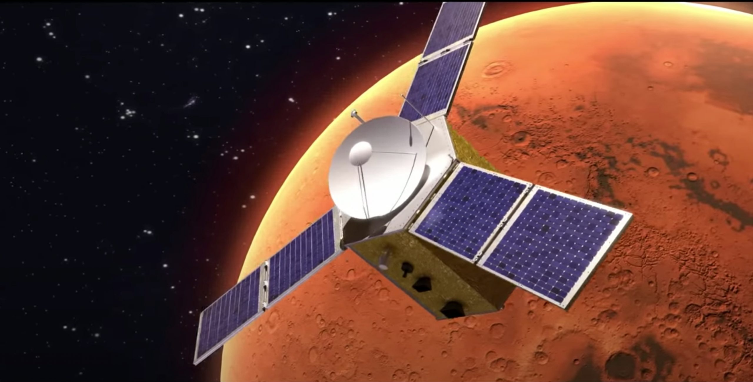 United Arab Emirates Enters Mars Race With Plans For