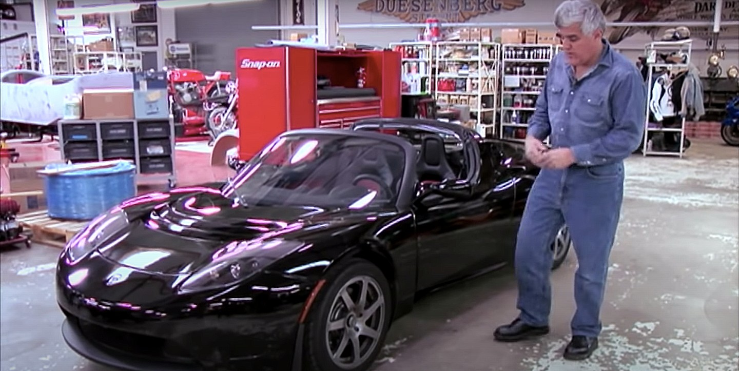 tesla-roadster-jay-leno-throwback
