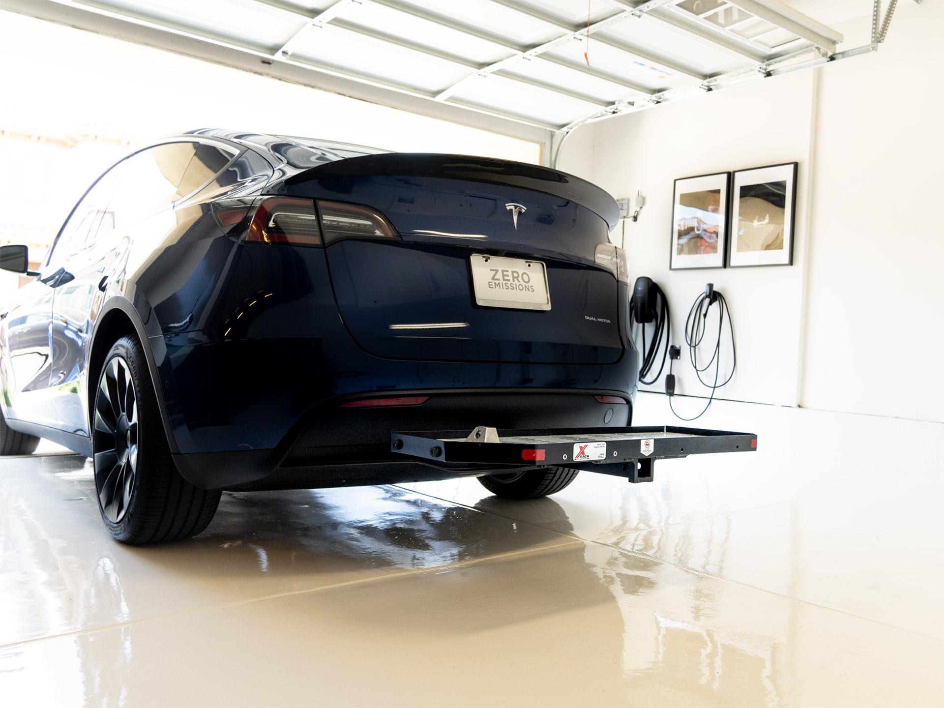 Tesla Model Y Hitch for under $300