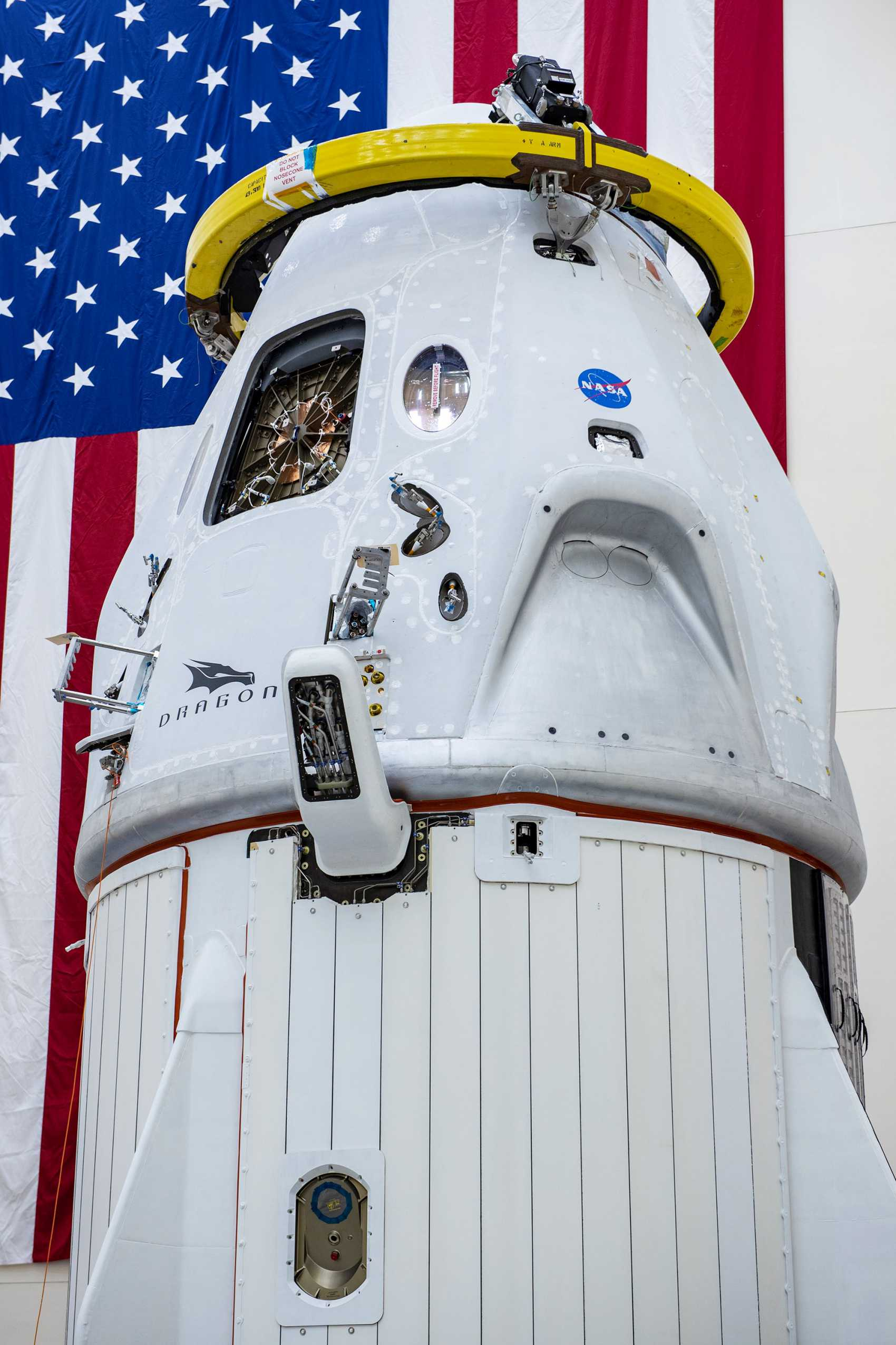 Crew Dragon C206 050120 (SpaceX) final integration 1 (c)