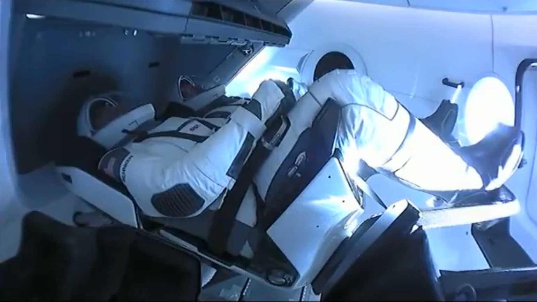 Crew Dragon C206 F9 B1058 Demo-2 053020 webcast (SpaceX) 2 (c)