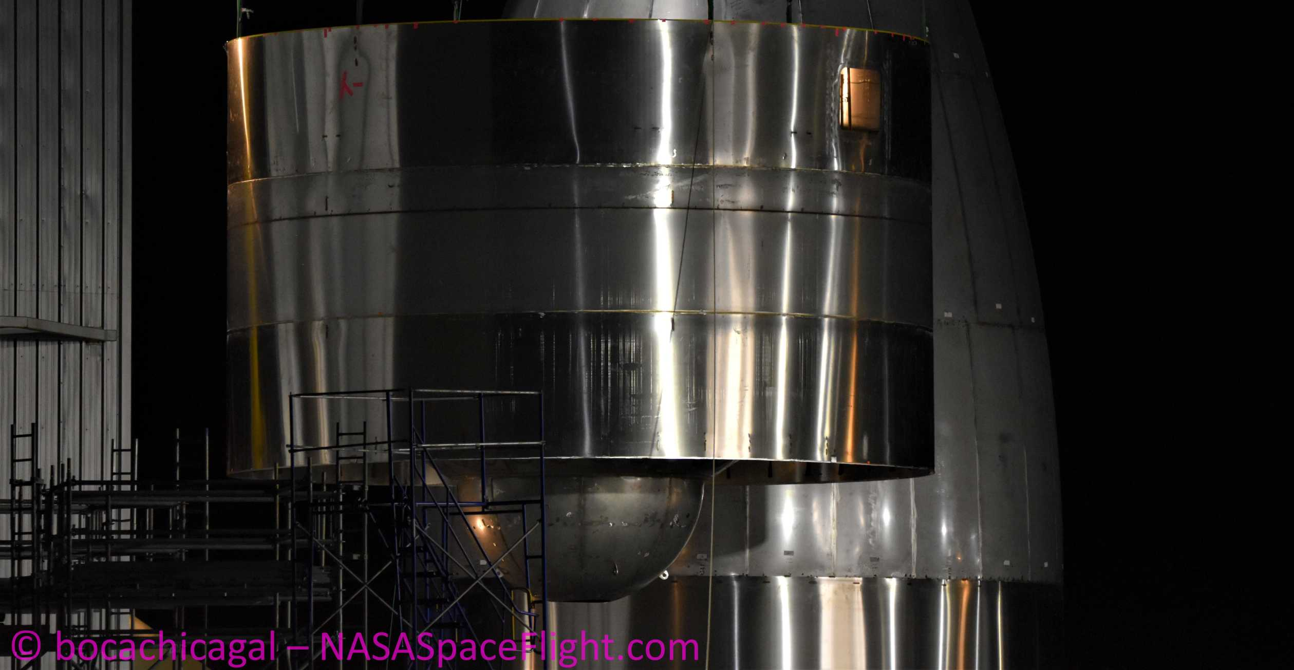 Starship Boca Chica 050120 (NASASpaceflight – bocachicagal) SN5 common dome 3 crop (c)