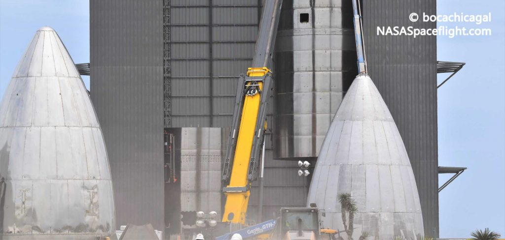 SpaceX is about to have a fleet of Starship rockets