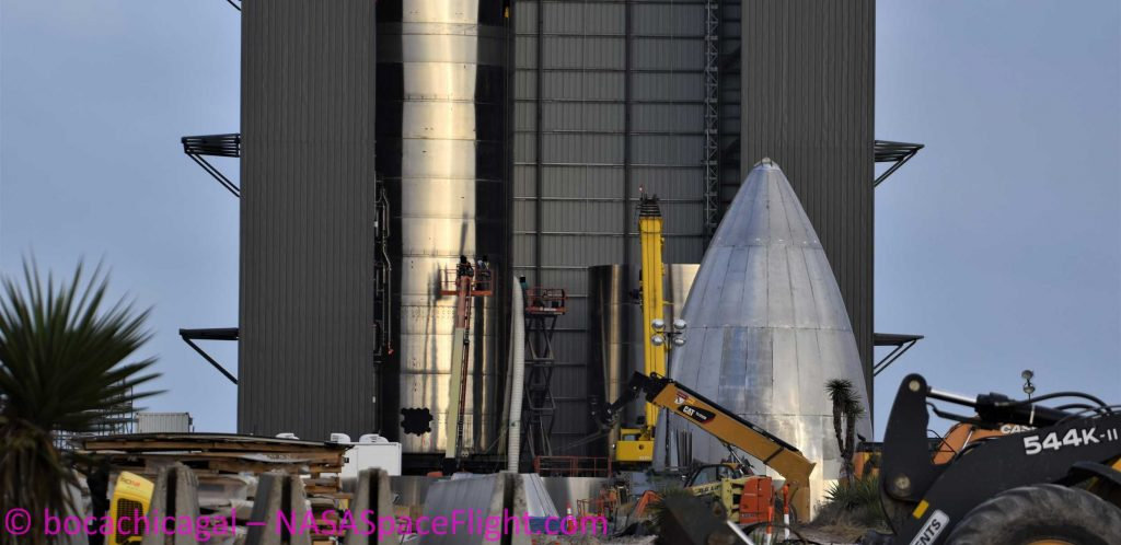 SpaceX Starship rocket set to reach full height for the second (or first) time ever