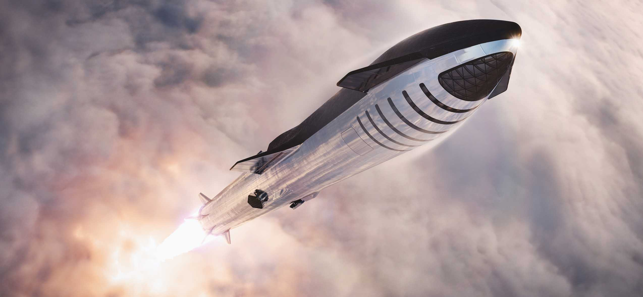 Starship Super Heavy launch render May 2020 (SpaceX) 1 (c)