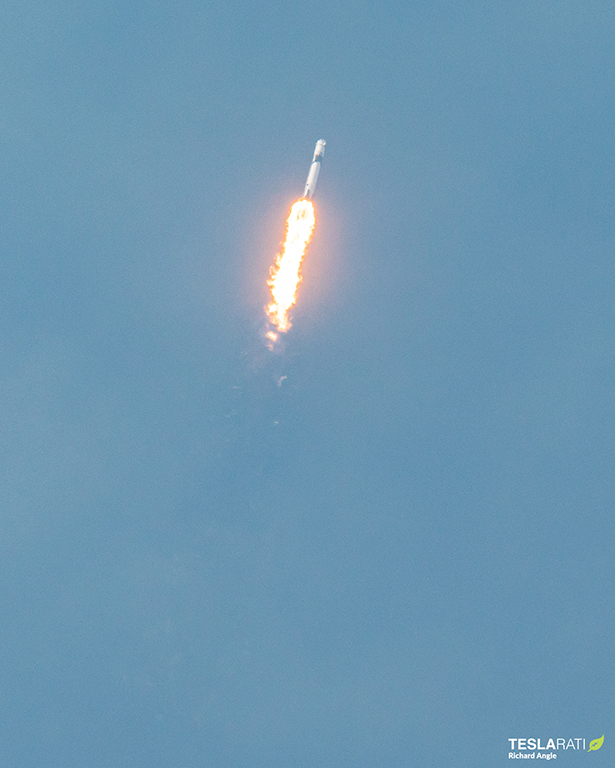 SpaceX Falcon 9 Crew Dragon Richard