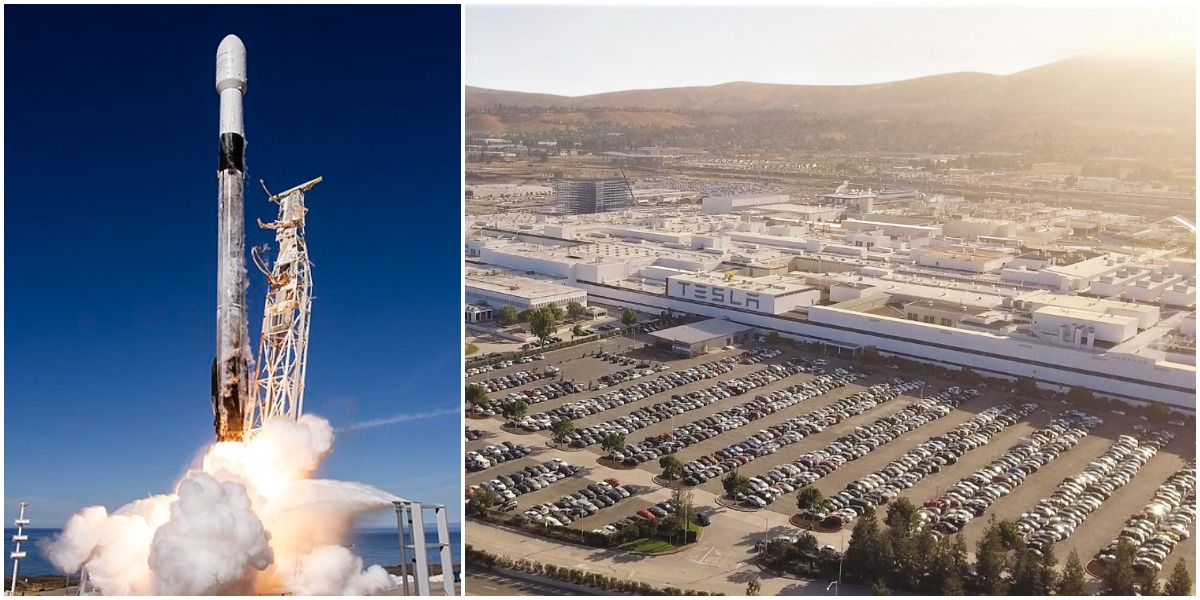 SpaceX subsidies denied by CA officials over Elon Musk's future Tesla plans