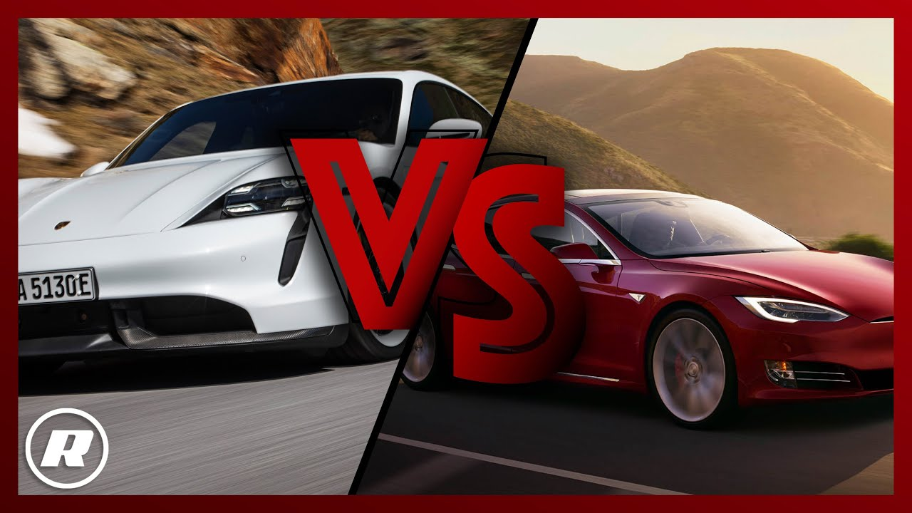 Tesla Model S Vs Porsche Taycan Comparison Finally Hits The Nail On The Head