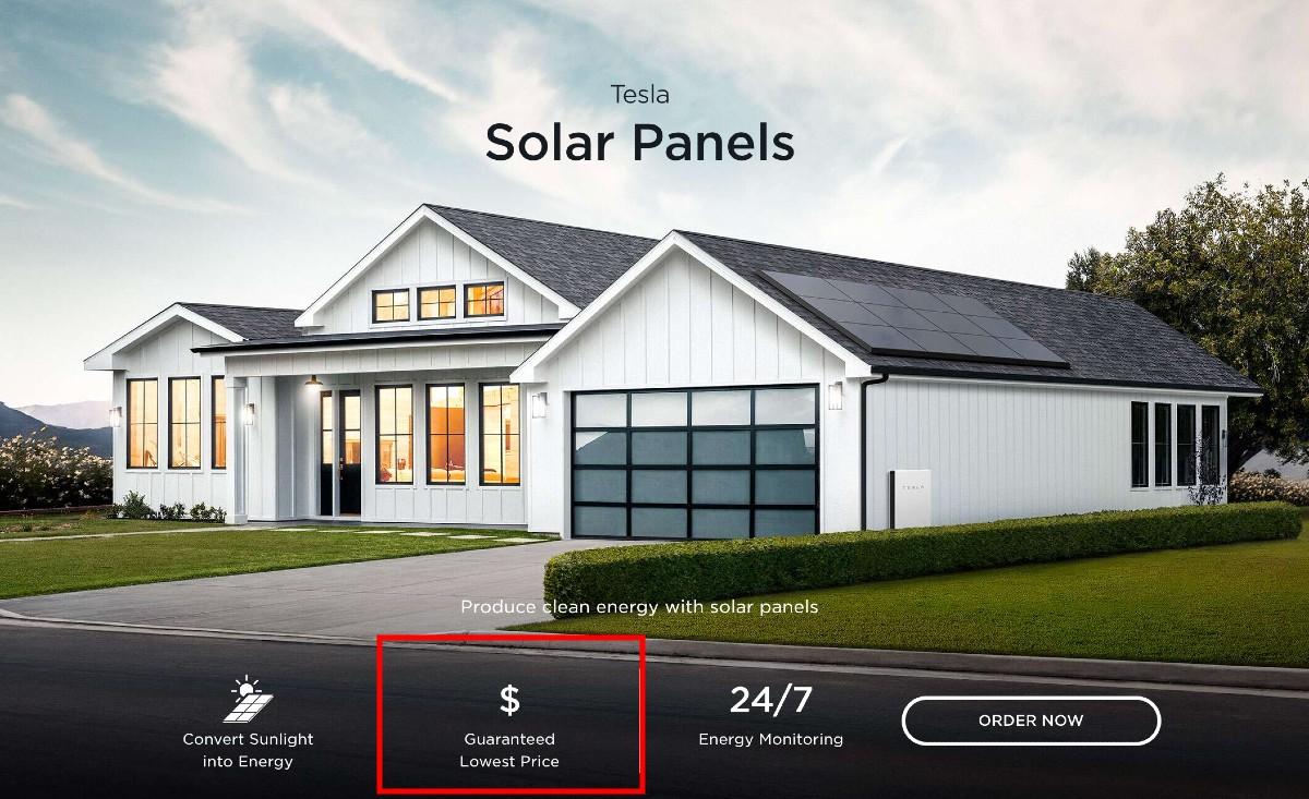 tesla-solar-price-matching-guarantee