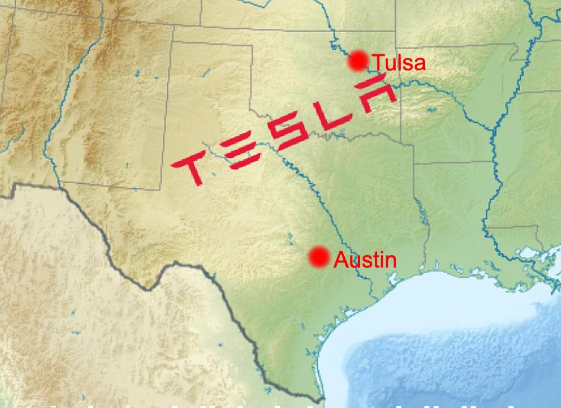 Tesla Has Its Heart Set On Texas For Upcoming Cybertruck Terafactory