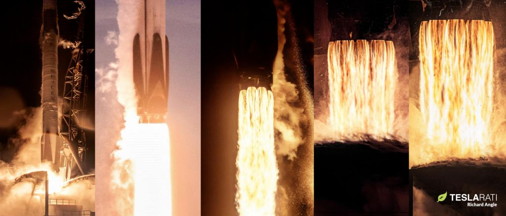 B1049 Telstar 18V Iridium 8 Starlink v0.9 3 8 SpaceX Richard Angle 1 c
