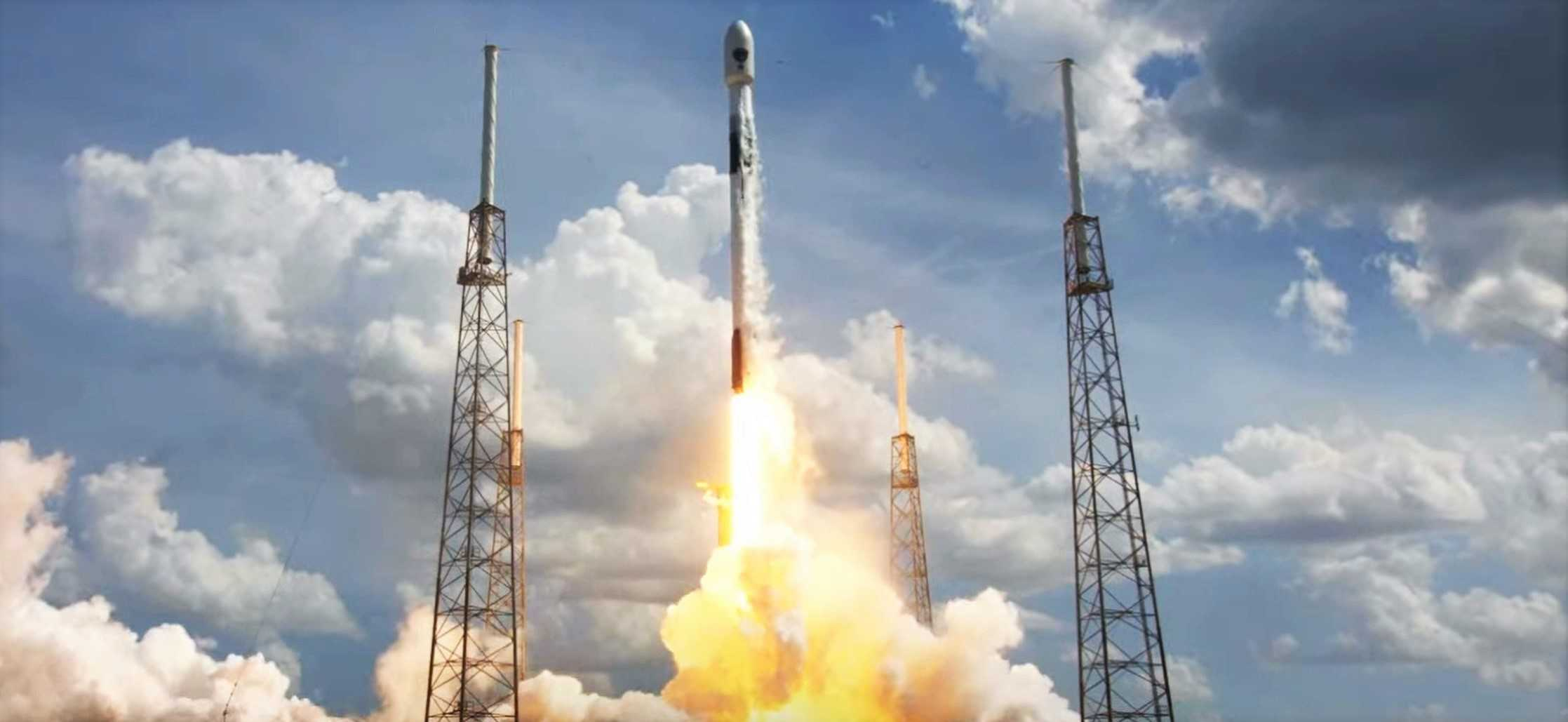 GPS III SV03 Falcon 9 B1060 webcast 063020 (SpaceX) 4 (c)