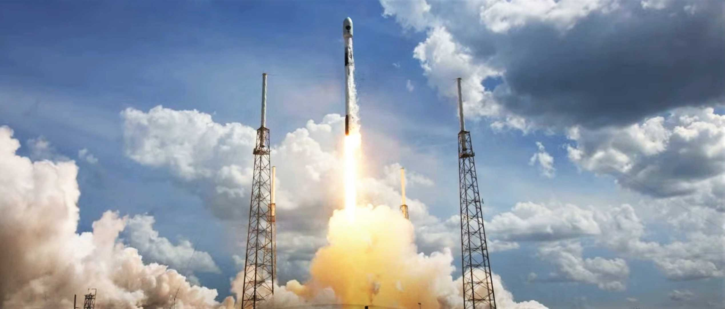 GPS III SV03 Falcon 9 B1060 webcast 063020 (SpaceX) 5 (c)