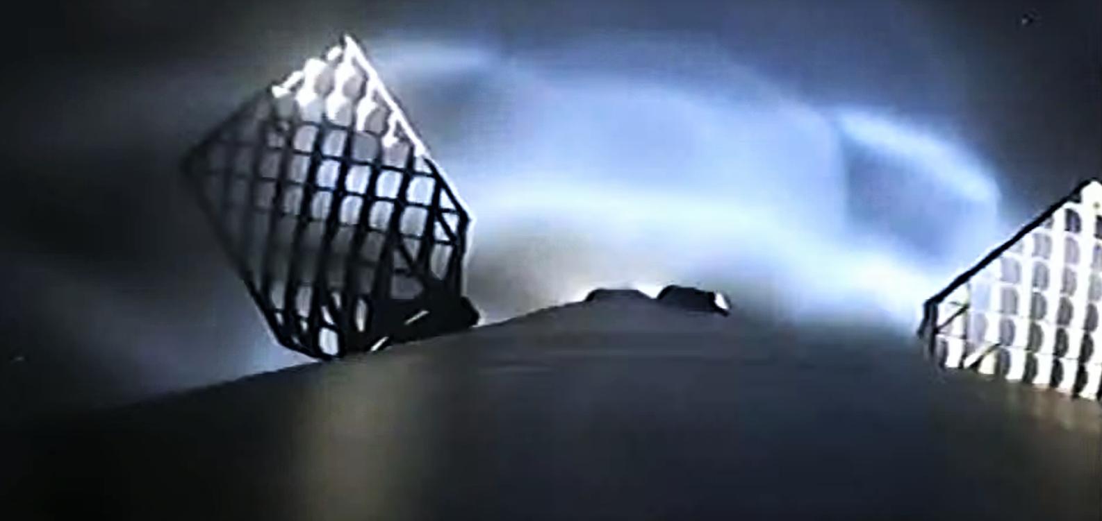 Starlink V1 L8 Falcon 9 B1059 061320 (SpaceX) launch 2