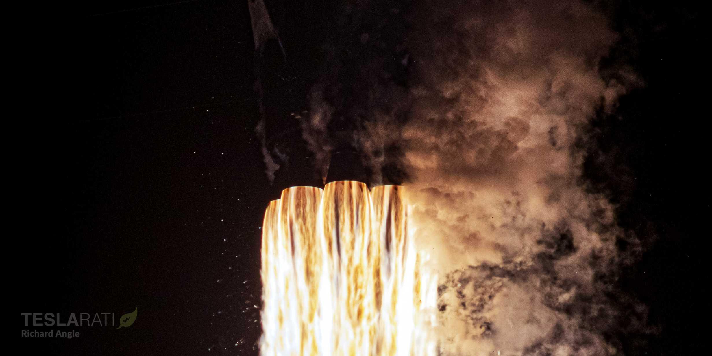 Starlink V1 L8 Falcon 9 B1059 LC40 061320 (Richard Angle) launch 3 crop (c)