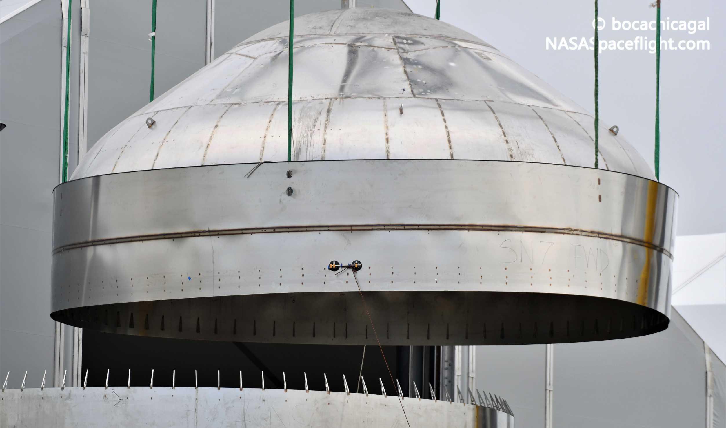Starship Boca Chica 061020 (NASASpaceflight – bocachicagal) SN7 test tank mate 3 crop (c)