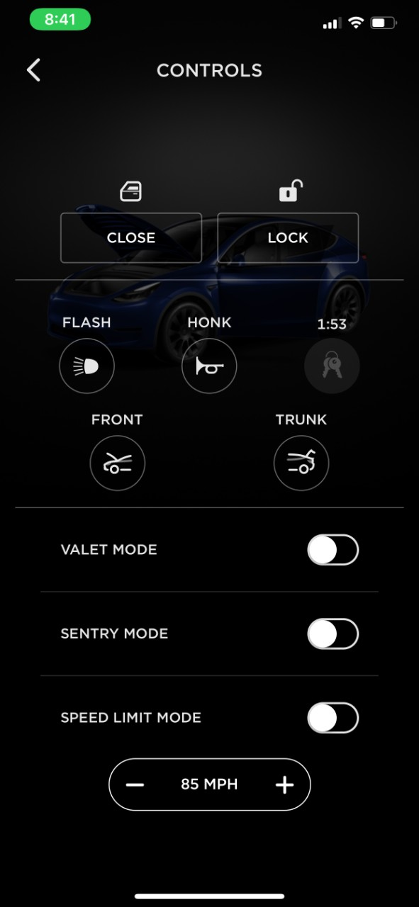 tesla-car-access-controls-menu