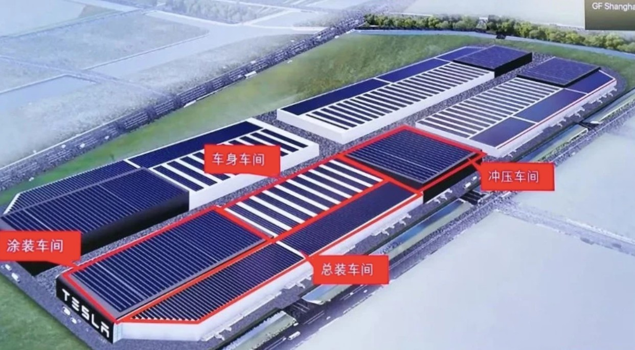 tesla-gf3-shanghai-plans
